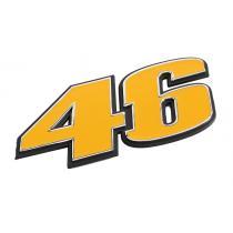 3D samolepka Valentino Rossi 46