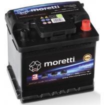 Automobilová batéria Moretti Premium 44Ah / 360A / L +