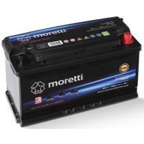 Automobilová batéria Moretti Premium 90AH / 720A / P +