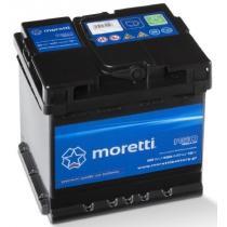 Automobilová batéria Moretti Regular 50Ah / 450A / P +