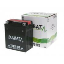 Bezúdržbová motocyklová batérie Fulbat YTX7L-BS, 12V 6Ah