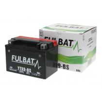 Bezúdržbová motocyklová batérie Fulbat YTX9-BS, 12V 8Ah