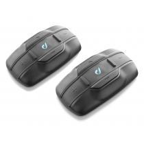Bluetooth handsfree CellularLine Interphone EDGE - Twin Pack