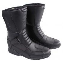 Topánky na motorku Kore Calves čierne