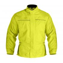 Bunda do dažďa Oxford Rain Seal fluo žltá