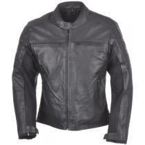 aadd8b4df2d4 Bunda na motocykel Ayrton Classic Leather čierna