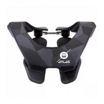 Chránič krčnej chrbtice Air Abstract, ATLAS (čierna)