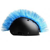 Číro na helmu Wiggystyle modrej