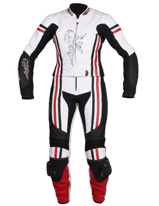 aa026264a61e Dámska kombinéza Tschul 554 bielo-čierno-červená vypredaj výpredaj ...