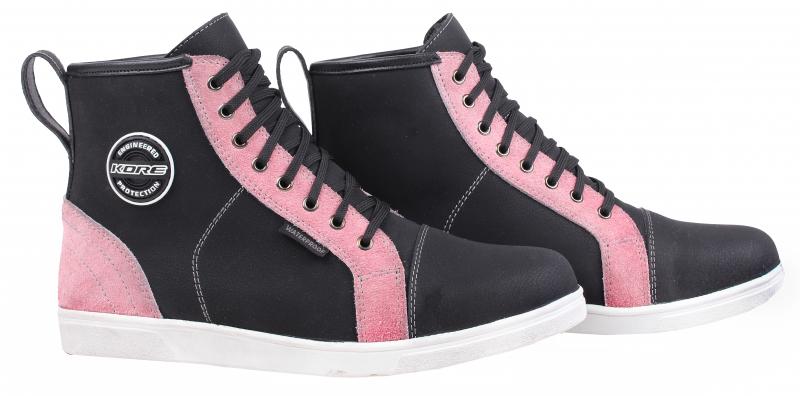 Dámske topánky na motorku Kore Lady Street vypredaj  23d2f5a7083