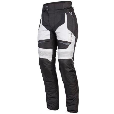 29e9c7dc9619 Dámske nohavice na motorku Rebelhorn Puna čierno-šedé
