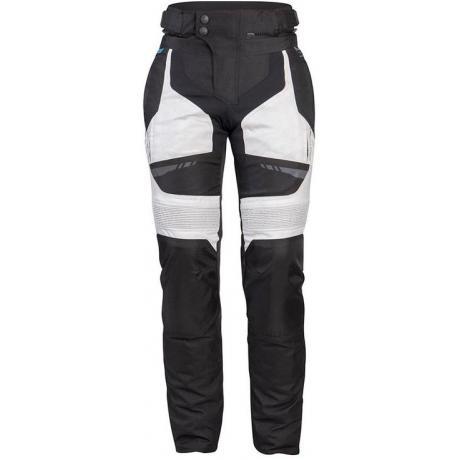 d6c6a8c071fe ... Dámske nohavice na motorku Rebelhorn Puna čierno-šedé ...
