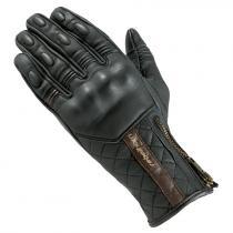 Dámske rukavice na motorku Rebelhorn Opium II Retro CE