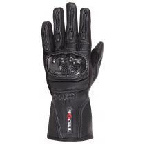 Dámske rukavice na motorku Tschul 211 čierne