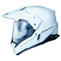 Enduro prilba MT Synchrony Duosport SV biela