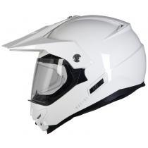 Enduro prilba Ozone MXT-01 Pinlock Ready biela