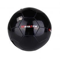 Futbalová lopta Motozem čierny