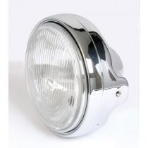 Hlavné svetlo LTD 7 chrómované