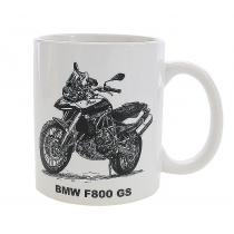 Hrnček s potlačou BMW F800 GS