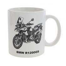Hrnček s potlačou BMW R1200GS