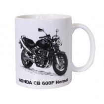 Hrnček s potlačou Honda CB 600F Hornet