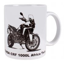Hrnček s potlačou Honda CRF 1000L Africa Twin