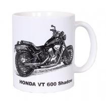 Hrnček s potlačou Honda VT 600 Shadow
