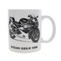 Hrnček s potlačou Suzuki GSX-R 1000