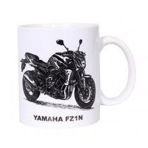 Hrnček s potlačou Yamaha FZ1 N