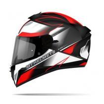 Integrálna prilba na motorku MT Blade 2 SV Fugue bielo-červená