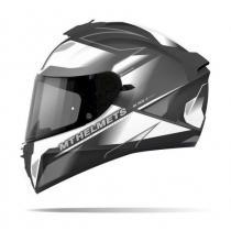 Integrálna prilba na motorku MT Blade 2 SV Fugue čierno-šedá