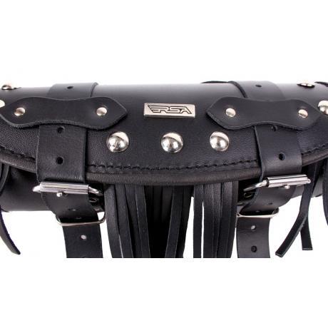 Kožená rolka na motorku Chopper/Custom RSA-3C