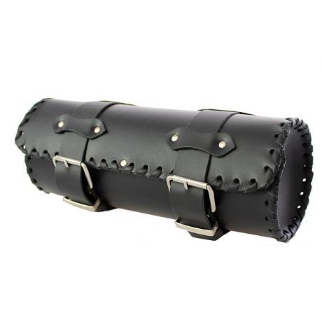 Kožená rolka na motocykel Chopper/Custom RSA-4A