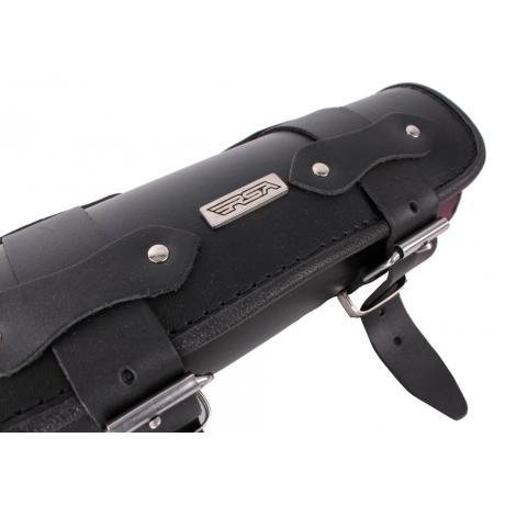 Kožená rolka na motorku Chopper/Custom RSA-5A