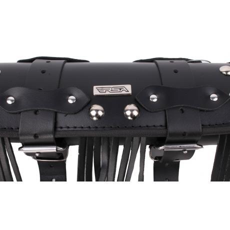 Kožená rolka na motocykel Chopper/Custom RSA-5C