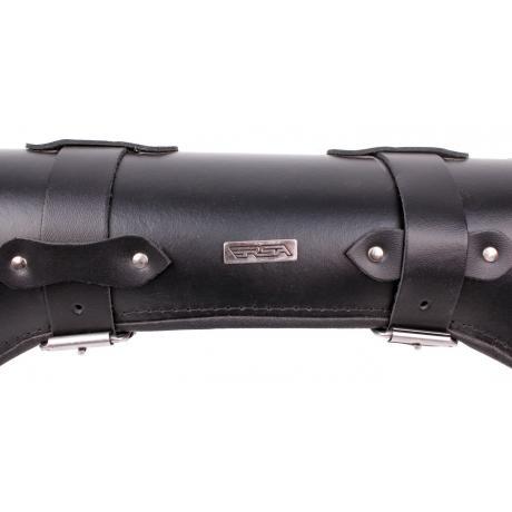 Kožená rolka na motorku Chopper / Custom RSA-8A