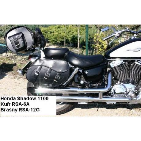Kožené tašky na motorku Chopper RSA-12G