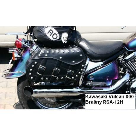 Kožené tašky na motocykel Chopper RSA-12H
