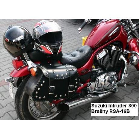 Kožené tašky na motocykel Chopper RSA-16B
