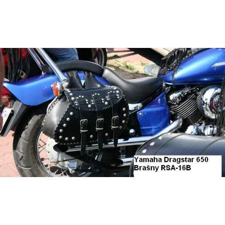 Kožené tašky na motocykel Chopper RSA-16D
