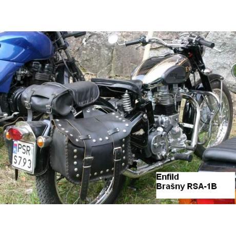 Kožené tašky na motocykel Chopper RSA-1B