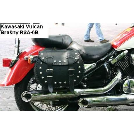 Kožené tašky na motocykel Chopper RSA-6B