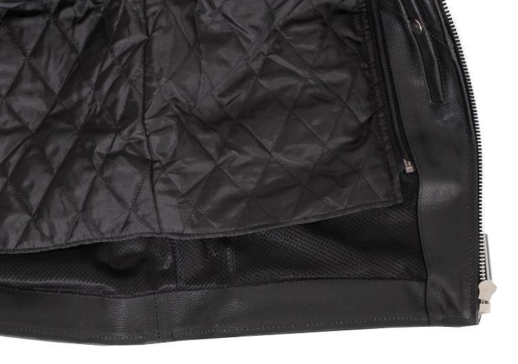 ... Kožená bunda na motocykel RSA - krivák ... 5854186f46