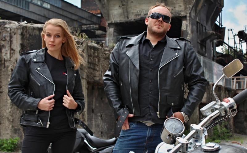 ... Kožená bunda na motocykel RSA - krivák 1f122a3345