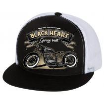 Šiltovka Black Heart Jawa 350