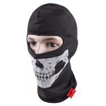 Kukla pod helmu Street Racer Skull