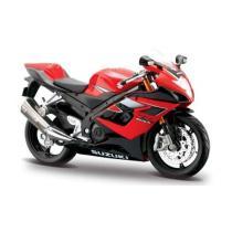 Model motocykla Maisto Suzuki GSX-R1000 2006