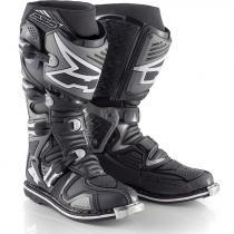 Moto topánky AXO A2 čierno-šedé