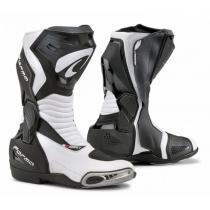 Moto topánky Forma Hornet čierno-biele