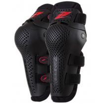 Moto chrániče kolien Zandona Jointed Kneeguard čierne